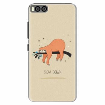 Plastové pouzdro iSaprio - Slow Down - Xiaomi Mi6