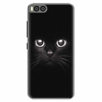 Plastové pouzdro iSaprio - Black Cat - Xiaomi Mi6