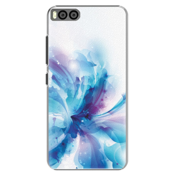 Plastové pouzdro iSaprio - Abstract Flower - Xiaomi Mi6