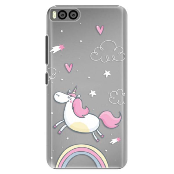 Plastové pouzdro iSaprio - Unicorn 01 - Xiaomi Mi6