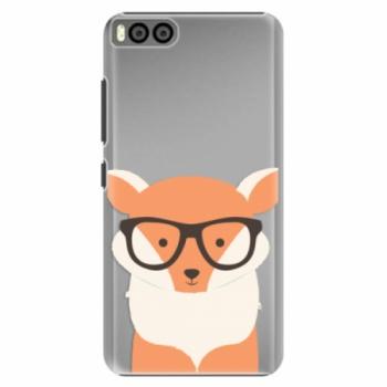 Plastové pouzdro iSaprio - Orange Fox - Xiaomi Mi6