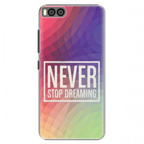 Plastové pouzdro iSaprio - Dreaming - Xiaomi Mi6