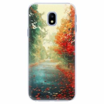 Plastové pouzdro iSaprio - Autumn 03 - Samsung Galaxy J3 2017