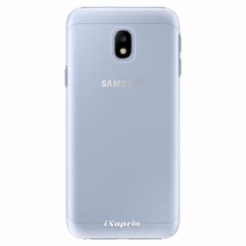 Plastové pouzdro iSaprio - 4Pure - mléčný bez potisku - Samsung Galaxy J3 2017