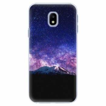 Plastové pouzdro iSaprio - Milky Way - Samsung Galaxy J3 2017