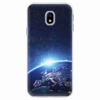 Plastové pouzdro iSaprio - Earth at Night - Samsung Galaxy J3 2017