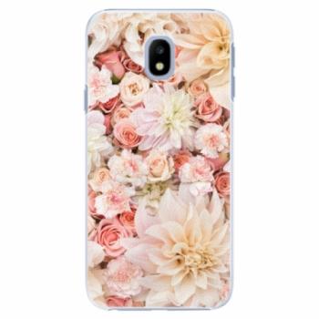 Plastové pouzdro iSaprio - Flower Pattern 06 - Samsung Galaxy J3 2017