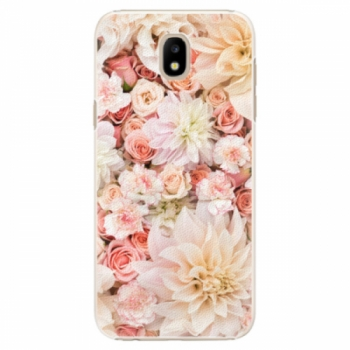 Plastové pouzdro iSaprio - Flower Pattern 06 - Samsung Galaxy J5 2017