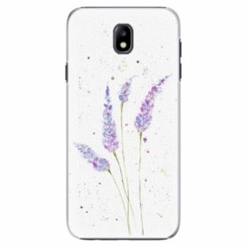 Plastové pouzdro iSaprio - Lavender - Samsung Galaxy J7 2017