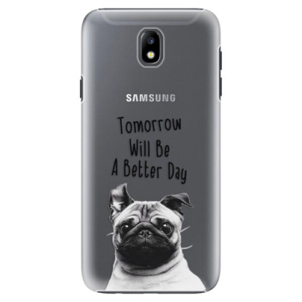 Plastové pouzdro iSaprio - Better Day 01 - Samsung Galaxy J7 2017