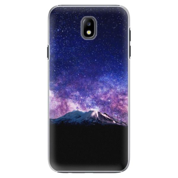 Plastové pouzdro iSaprio - Milky Way - Samsung Galaxy J7 2017