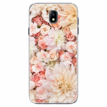 Plastové pouzdro iSaprio - Flower Pattern 06 - Samsung Galaxy J7 2017