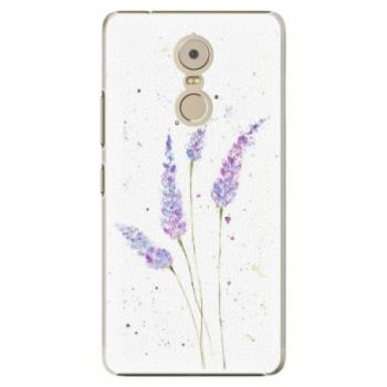 Plastové pouzdro iSaprio - Lavender - Lenovo K6 Note