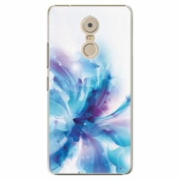 Plastové pouzdro iSaprio - Abstract Flower - Lenovo K6 Note