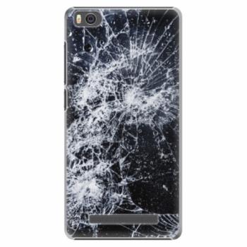 Plastové pouzdro iSaprio - Cracked - Xiaomi Mi4C