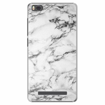 Plastové pouzdro iSaprio - White Marble 01 - Xiaomi Mi4C