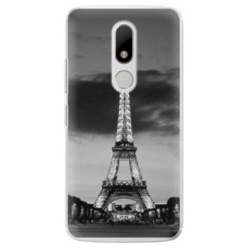 Plastové pouzdro iSaprio - Midnight in Paris - Lenovo Moto M