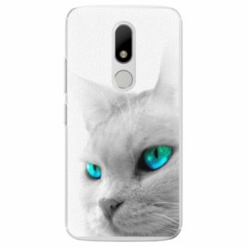 Plastové pouzdro iSaprio - Cats Eyes - Lenovo Moto M