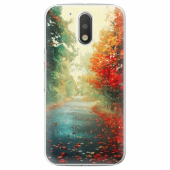 Plastové pouzdro iSaprio - Autumn 03 - Lenovo Moto G4 / G4 Plus