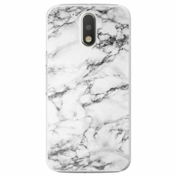 Plastové pouzdro iSaprio - White Marble 01 - Lenovo Moto G4 / G4 Plus