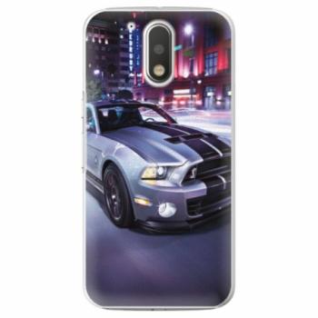 Plastové pouzdro iSaprio - Mustang - Lenovo Moto G4 / G4 Plus