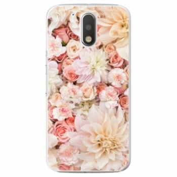 Plastové pouzdro iSaprio - Flower Pattern 06 - Lenovo Moto G4 / G4 Plus