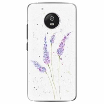 Plastové pouzdro iSaprio - Lavender - Lenovo Moto G5