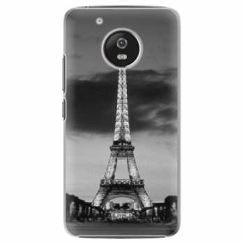 Plastové pouzdro iSaprio - Midnight in Paris - Lenovo Moto G5