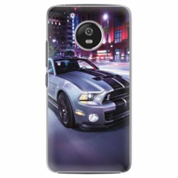 Plastové pouzdro iSaprio - Mustang - Lenovo Moto G5