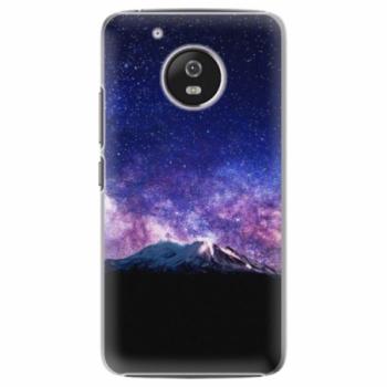 Plastové pouzdro iSaprio - Milky Way - Lenovo Moto G5