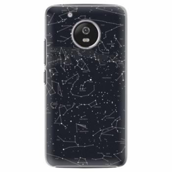Plastové pouzdro iSaprio - Night Sky 01 - Lenovo Moto G5