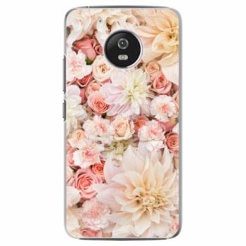 Plastové pouzdro iSaprio - Flower Pattern 06 - Lenovo Moto G5