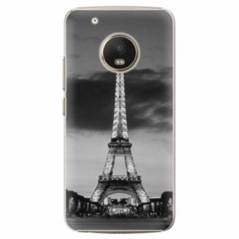 Plastové pouzdro iSaprio - Midnight in Paris - Lenovo Moto G5 Plus