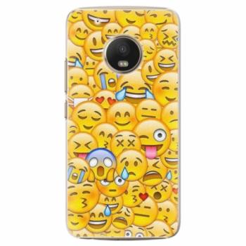Plastové pouzdro iSaprio - Emoji - Lenovo Moto G5 Plus