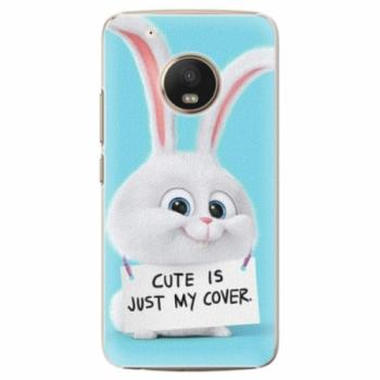 Plastové pouzdro iSaprio - My Cover - Lenovo Moto G5 Plus