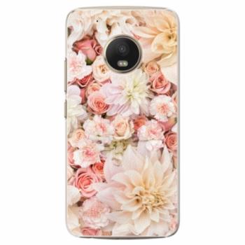 Plastové pouzdro iSaprio - Flower Pattern 06 - Lenovo Moto G5 Plus