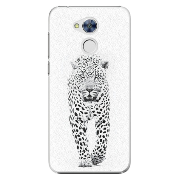 Plastové pouzdro iSaprio - White Jaguar - Huawei Honor 6A