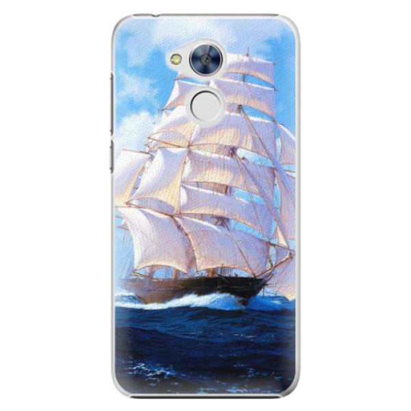 Plastové pouzdro iSaprio - Sailing Boat - Huawei Honor 6A