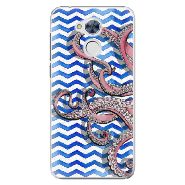 Plastové pouzdro iSaprio - Octopus - Huawei Honor 6A
