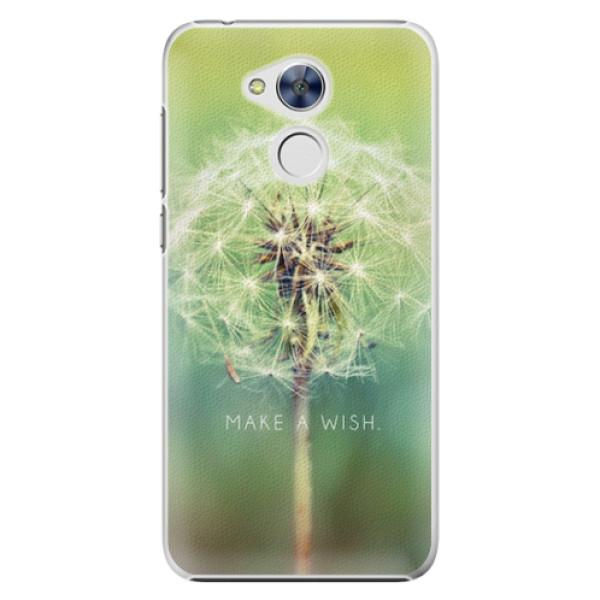 Plastové pouzdro iSaprio - Wish - Huawei Honor 6A