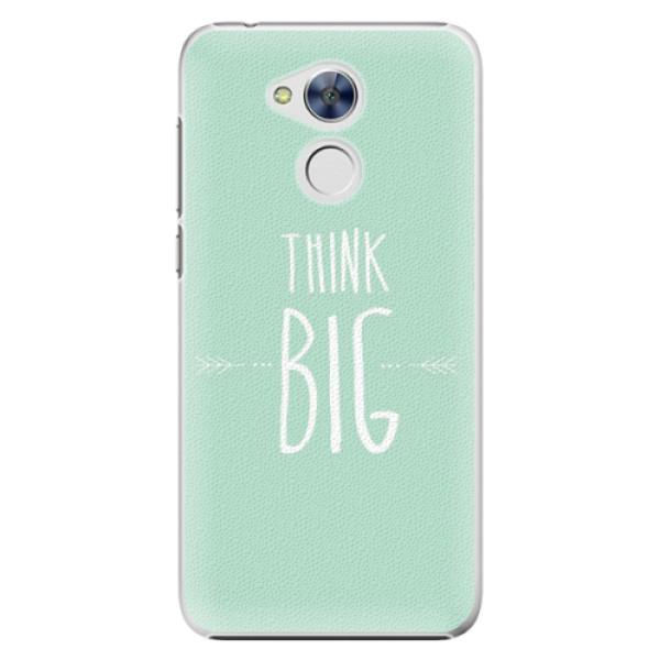 Plastové pouzdro iSaprio - Think Big - Huawei Honor 6A