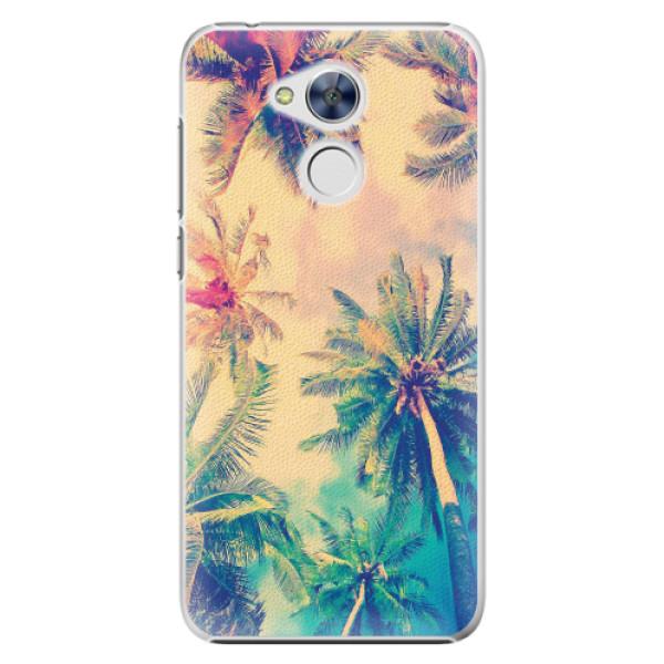 Plastové pouzdro iSaprio - Palm Beach - Huawei Honor 6A