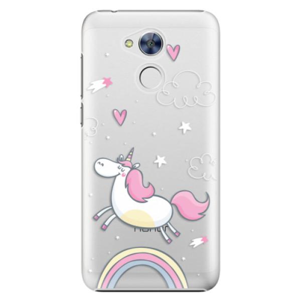 Plastové pouzdro iSaprio - Unicorn 01 - Huawei Honor 6A