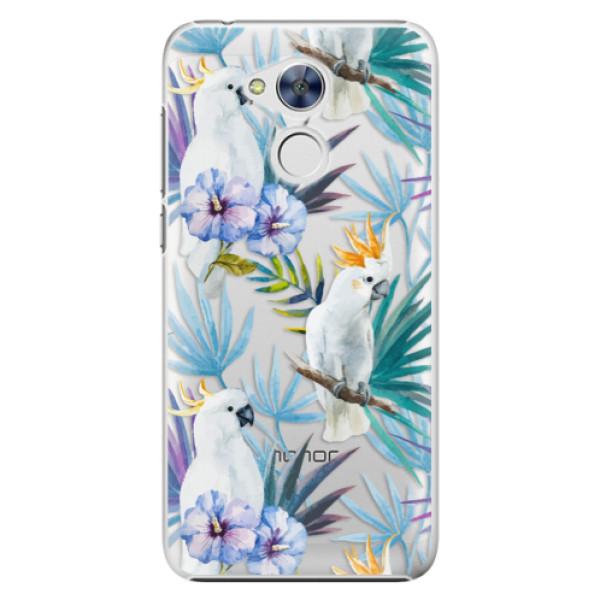 Plastové pouzdro iSaprio - Parrot Pattern 01 - Huawei Honor 6A