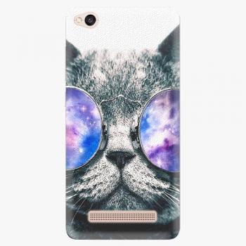 Plastový kryt iSaprio - Galaxy Cat - Xiaomi Redmi 4A
