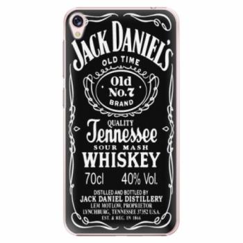 Plastové pouzdro iSaprio - Jack Daniels - Asus ZenFone Live ZB501KL