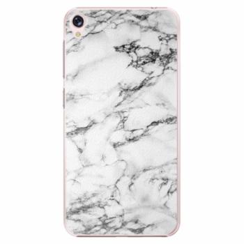 Plastové pouzdro iSaprio - White Marble 01 - Asus ZenFone Live ZB501KL