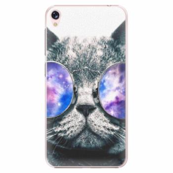 Plastové pouzdro iSaprio - Galaxy Cat - Asus ZenFone Live ZB501KL