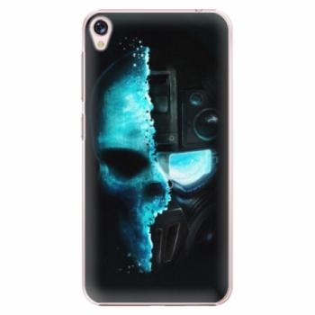 Plastové pouzdro iSaprio - Roboskull - Asus ZenFone Live ZB501KL