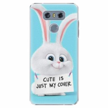 Plastové pouzdro iSaprio - My Cover - LG G6 (H870)